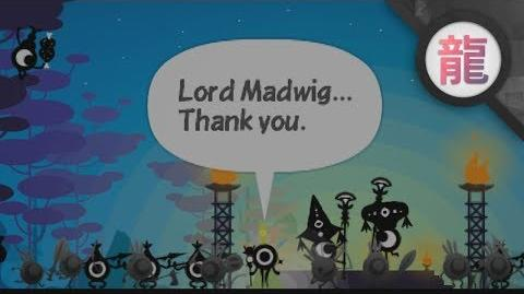 TL;DR - Madwig in Patapon 3