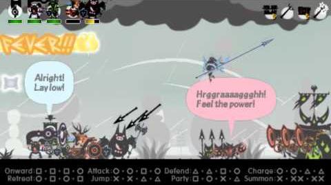 Patapon_3_Walkthrough_pt_18_Standoffish_Sonarchy_and_the_Perilous_Mist