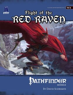 W3: Flight of the Red Raven