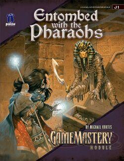 J1: Entombed with the Pharaohs