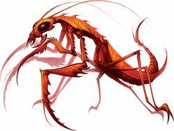 Achaekek, the Mantis God