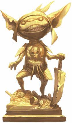 The Gold Goblin