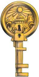 Священный символ Абадара