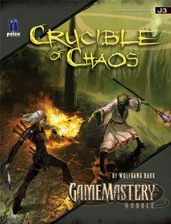 J3: Crucible of Chaos