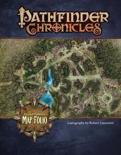 Second Darkness Map Folio