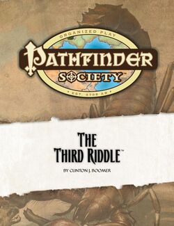 The Third Riddle
