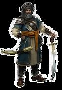 Qadiran Warrior