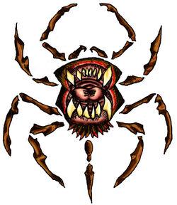 Rovagug's holy symbol