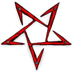Asmodeus' holy symbol