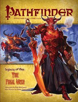Pathfinder 24: The Final Wish