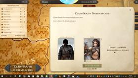 Kingdom claim