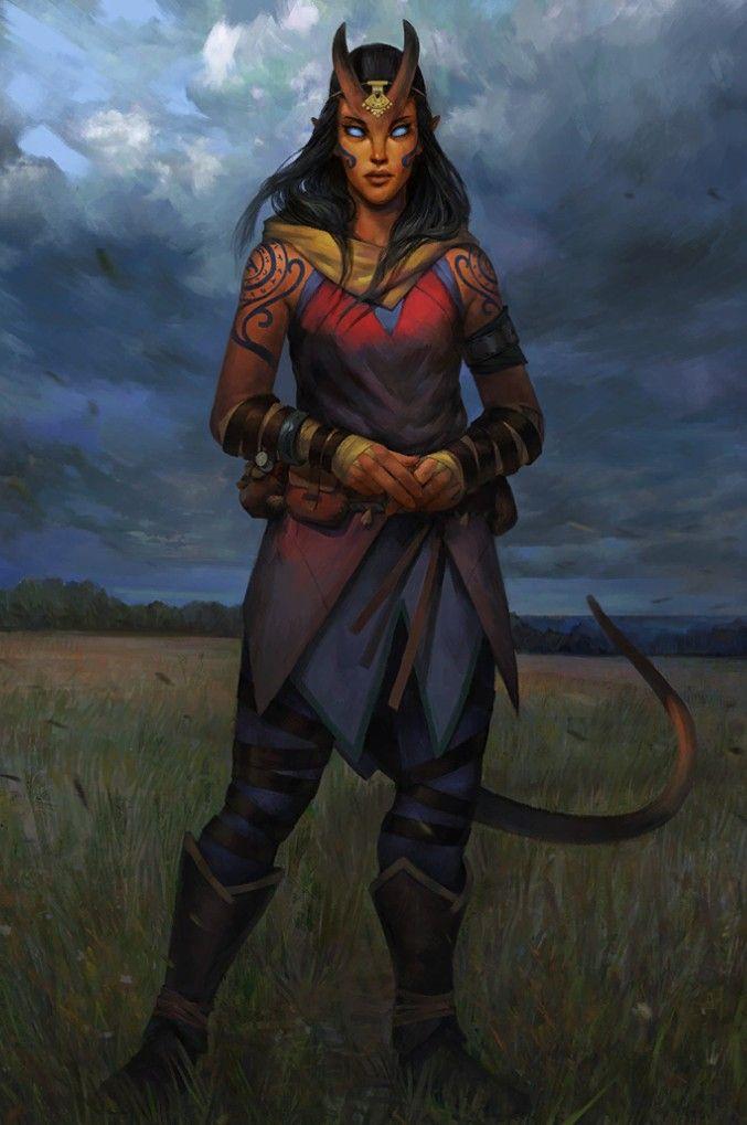 Kalikke Kanerah Pathfinder Kingmaker Wiki Fandom