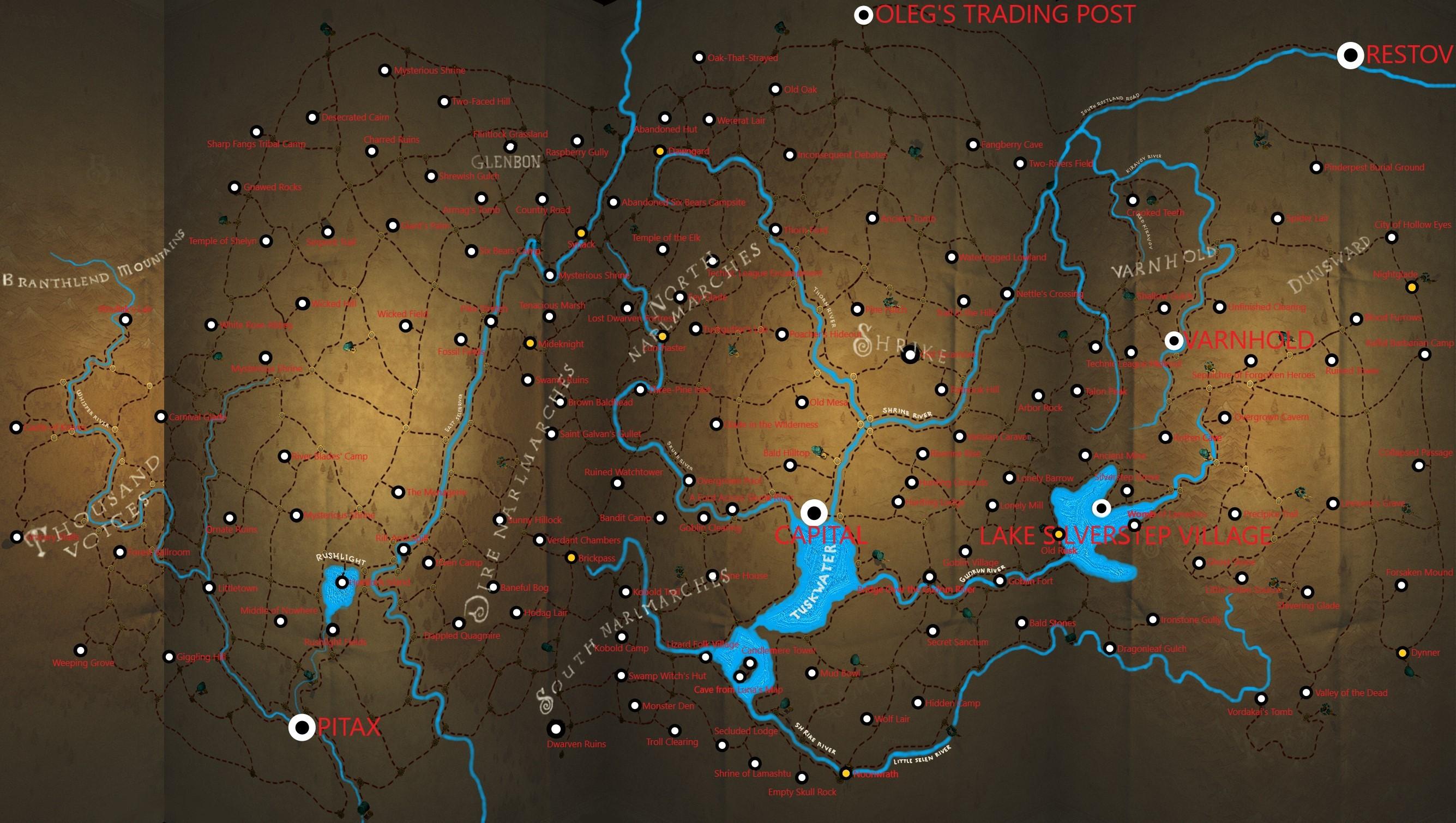 Stolen Lands