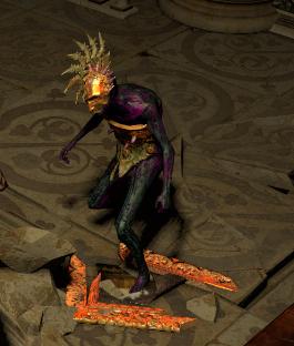 Caliga, Imperatrix