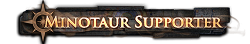 Minotaur Supporter Title.png