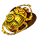 Gilded Sulphite Scarab inventory icon.png