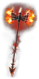 Infernal Axe (Weapon Skin) inventory icon.png