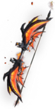 Dragon Hunter Bow and Quiver inventory icon.png