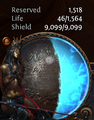Low life energy shield pool.png