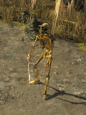 Rattling Bones