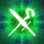 IncreasedFrenzyChargeDuration (Trickster) passive skill icon.png