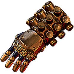 Doryani's Fist