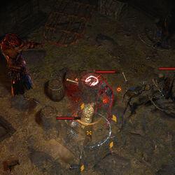 The Dungeon of Necromancy area screenshot.jpg