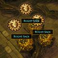 Blight Sack talisman.png