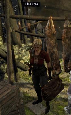 Helena a Blackguard