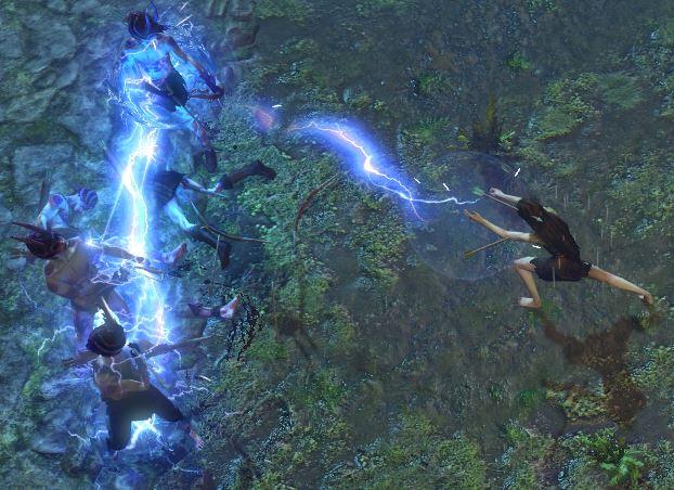 Image Result For Ball Lightning Poe