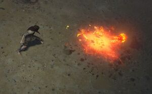 Rolling Magma skill screenshot.jpg