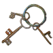 Sewer Keys inventory icon.png