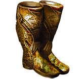 Poe Unique Boots – But what it lacks in sheer numbers.