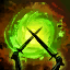 Damagedualwieldgreen passive skill icon.png