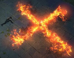 Flamethrower Trap skill screenshot.jpg