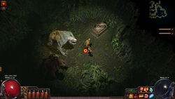 The Dread Thicket (Act 2) area screenshot.jpg