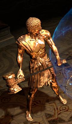 Aurate Warrior