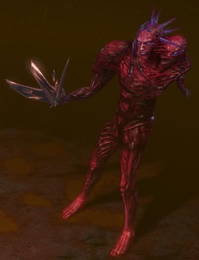 Maligaro, The Inquisitor