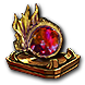 Awakened Added Fire Damage Support inventory icon.png