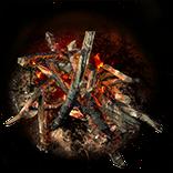 Shore Bonfire inventory icon.png