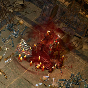 Mysterious Darkshrine - Official Path of Exile Wiki