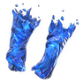 Delve Core Azurite Gloves inventory icon.png