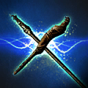 MaceandStaffDamage passive skill icon.png