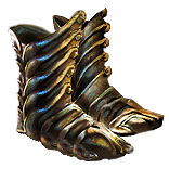 Wyrmscale Boots inventory icon.png