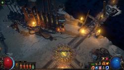 Azurite Mine Encampment area screenshot.png