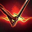 TwoHandedMeleeDamage passive skill icon.png