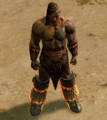 Marauder wearing Kaom's Roots