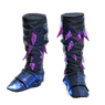 Purple Crystal Boots inventory icon.png