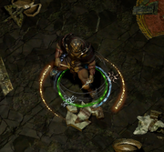 Aura Official Path Of Exile Wiki When you link an active skill gem with a support gem, the mana cost of the skill gets multiplied by the multiplier on the support gem. aura official path of exile wiki