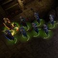 Heist bunker patrol group monster screenshot.png